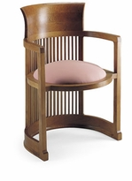 Frank Lloyd Wright Barrel Armchair