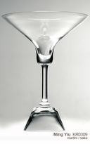 Happy People Ming Yiu Reversible Martini / Sake Glass