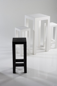 JUT BAR STOOL - TABURETE - Click to enlarge