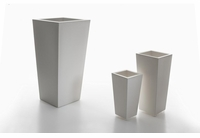 Kabin High Planter Pot by Serralunga