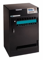 NKL AutoBank AuditLok XLV Dispensing Safe with CPU and Inner Compartment