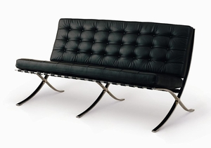 Barcelona Chair Reproduction Collection - Click to enlarge