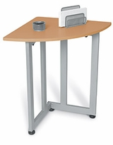 Quarter Round Table/Telephone Stand