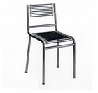 Rene Herbst Lowback Cord Chair