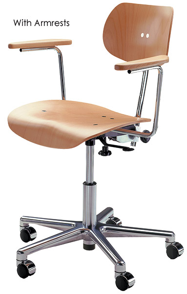 Shop S 197 R Swivel Task Chair By Wilde Spieth For Only 819