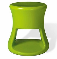 Tiki Stool / End Tables by Eric Pfeiffer - Set of 2 (Available in 6 Colors!)