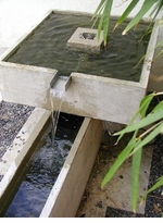 Water Features / Fountains by Studio Four L.A.
