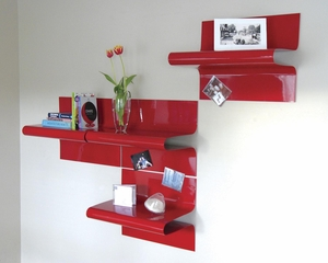 Waveform Wall Shelf - Click to enlarge