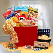 """A Smile A Day"" Get Well Gift Box"