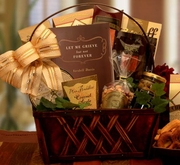 """A Time To Grieve"" Sympathy Gift Basket"