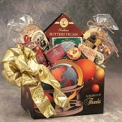 A World Of Thanks Gift Box