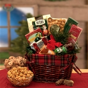 """An Old Fashioned Christmas"" Gift Basket"