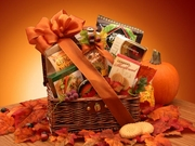 Fall Snack Chest