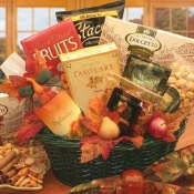 Fall Splendor Gift Basket