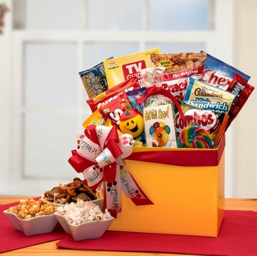 Get Well Wishes Gift Box