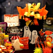 Halloween Boo! Activity Bag