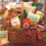 Harvest Blessings Gift Basket