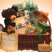 Love & Get Well Wishes Gift Basket