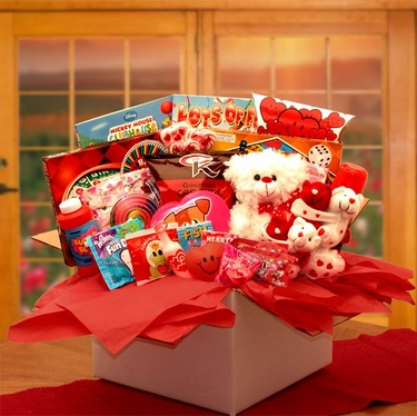 """My Little Sweetheart"" Valentine Care Package"