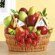 Organic Fresh Fruit Basket