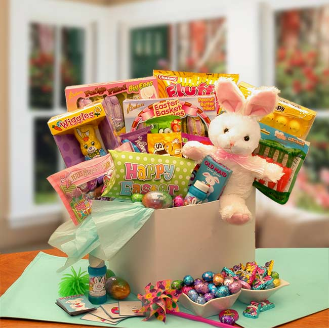 Easter gift baskets peters sweet shop of treats easter care package peters sweet shop of treats easter care package negle Gallery