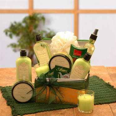 Serenity Spa Gift Basket