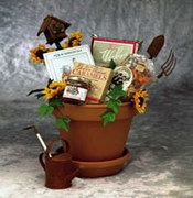 Gardening Gift Basket Ideas celebrate the gardener in your life gift basket idea Sunflowers For You Gardening Gift