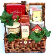 Thanks A Latte Coffee Gift Basket
