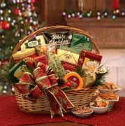 The Bountiful Holiday Gourmet Gift Basket