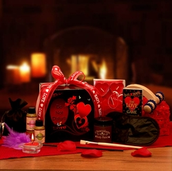 """""""The Game Of Love"""" Romantic Care Package"""