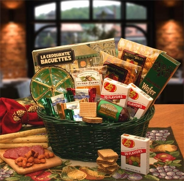 The Gourmet Choice Gift Basket