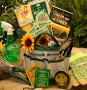 Gardening Gift Basket Ideas spring madness gardening gift basket The Weekend Gardener Gift Tote