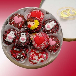 Valentine Double Dipped Oreo Cookies Tin