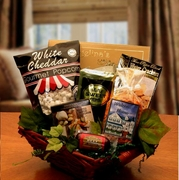 """Welcome To Your New Home"" Gift Basket"