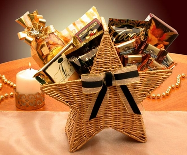 You're A Shining Star Gift Basket