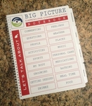 NEW! Big Picture Caregiving Communication Notebook