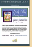 In Search of the Goddess: May 12, 2011, 7:00-9:00 pm.