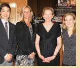 WEST VAN CHAMBER SALUTES AWARD WINNERS.