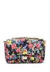 Flower Walk Quilted Chain Bag