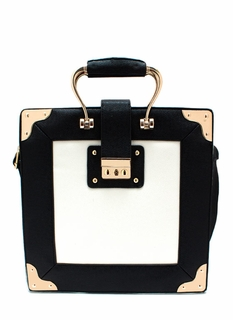 Album Cover Square Handbag