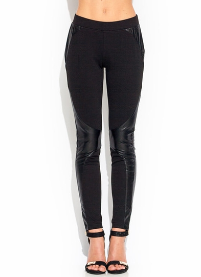All Curves Accent Leggings