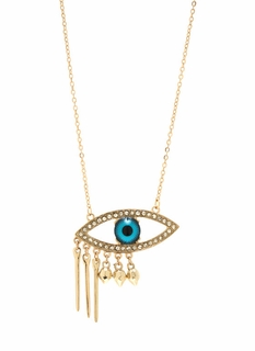 All Eyes On You Necklace Set