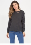 All Time Fave Distressed Sweatshirt