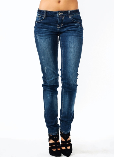 Anywhere Skinny Jeans