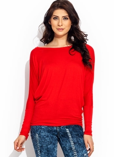 Arm Bandy Dolman Tunic Top