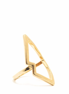 Arrowhead Cut-Out Ring