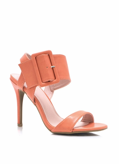 Bang For Your Buckle Open Heels