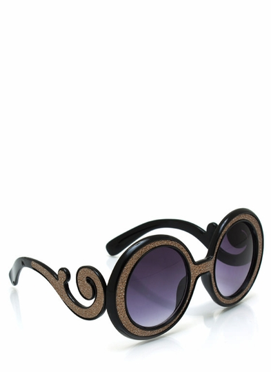 Baroque-en Accents Sunglasses