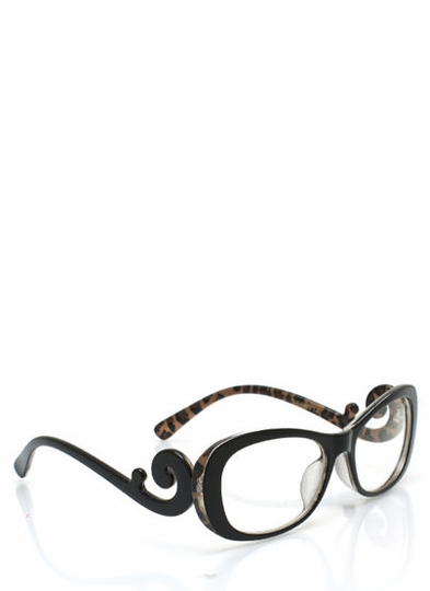 Baroquen Accent Glasses