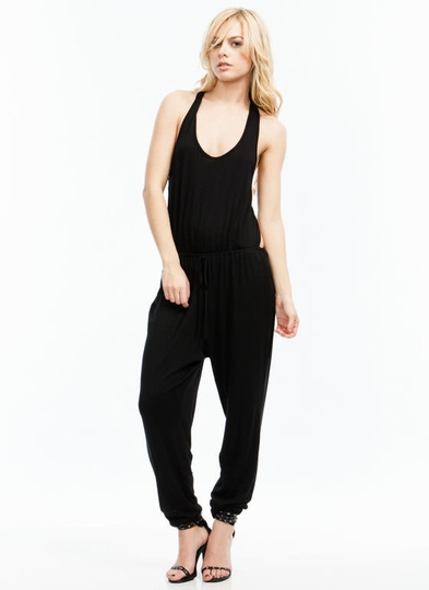 Basic Twisted Jumpsuit